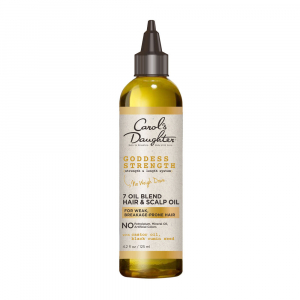Goddess Strength 7 Oil Blend Scalp & Hair Oil with Castor Oil by Carol's Daughter