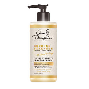 Goddess Strength Divine Strength Leave In Cream with Castor Oil by Carol's Daughter