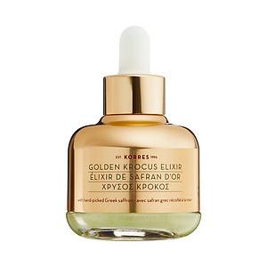 Golden Krocus Ageless Saffron Elixir Serum by Korres Natural