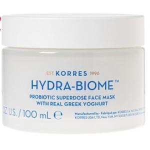 Greek Yoghurt Probiotic Superdose Face Mask by Korres Natural