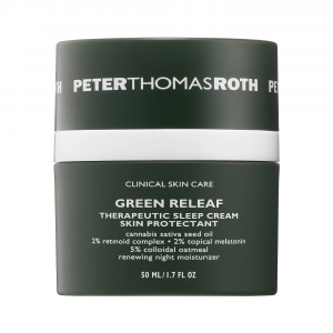 Green Releaf Therapeutic Sleep Cream by Peter Thomas Roth