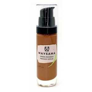 Green Rooibos Pressed Serum by Maysama