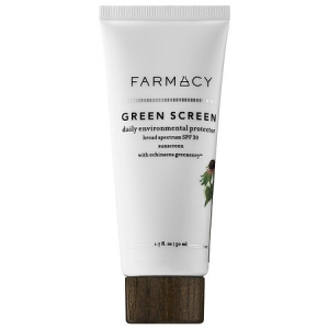 Green Screen Daily Environmental Protector Broad Spectrum SPF 30 Sunscreen with Echinacea GreenEnvy by Farmacy