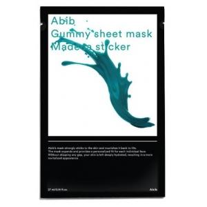 Gummy Sheet Mask Madeca Sticker by Abib