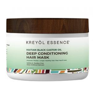 Haitian Black Castor Oil Deep Conditioning Hair Mask by Kreyòl Essence