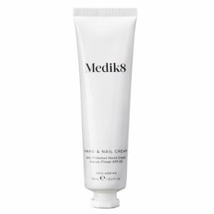 Hand & Nail Cream SPF 25 - Anti-Pollution Hand Cream Velvet-Finish SPF 25 by Medik8