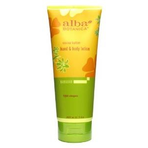 Hawaiian Hand & Body Lotion Replenishing Cocoa Butter by Alba Botanica