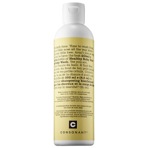 Healthy Baby Hair & Body Wash by Consonant Skincare