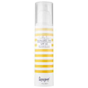 Healthy Glow Sunless Tan Broad Spectrum Sunscreen SPF 40 by Supergoop!