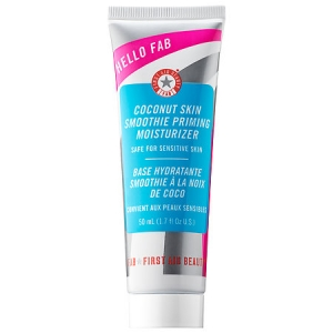 Hello FAB Coconut Skin Smoothie Priming Moisturizer by First Aid Beauty