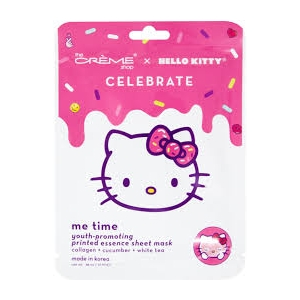 Hello Kitty Celebrate Youth Promoting Sheet Mask by The Crème Shop