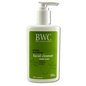 Herbal Cream Facial Cleanser by Beauty Without Cruelty