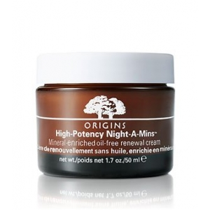 High Potency Night-A-Mins Mineral Enriched Oil-Free Renewal Cream by Origins