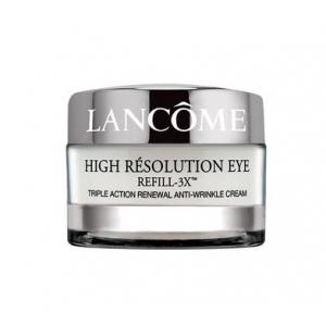High Résolution Refill-3X, Triple Action Renewal Anti-Wrinkle Cream SPF 15 Sunscreen by Lancôme
