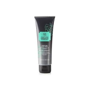 Himalayan Charcoal Purifying Clay Wash by The Body Shop