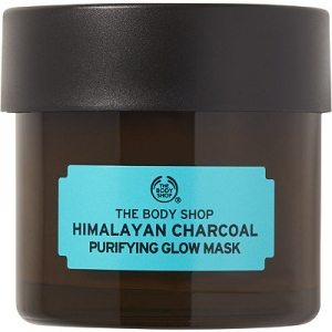 Himalayan Charcoal Purifying Glow Mask by The Body Shop