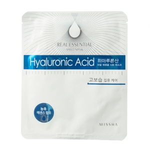 Hyaluronic Acid Real Essential Sheet Mask by Missha