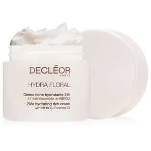 Hydra Floral 24HR Hydration Activating Rich Cream by Decléor
