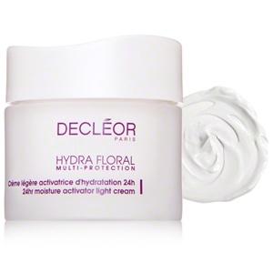 Hydra Floral 24HR Moisture Activator Light Cream by Decléor