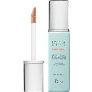 Hydra Life BB Eye Cream Enhancing Sunscreen Eye Illuminator SPF 20 by Dior