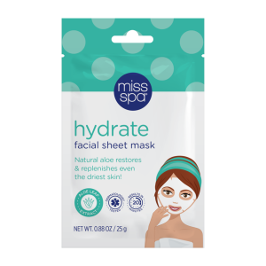 Hydrate Facial Sheet Mask by Miss Spa