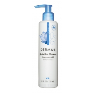 Hydrating Cleanser with Hyaluronic Acid by Derma E