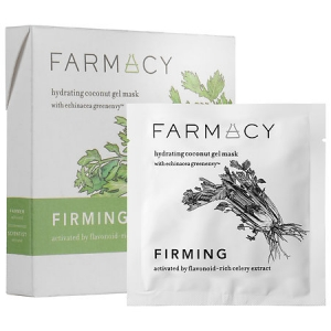Hydrating Coconut Gel Mask - Firming (Celery) by Farmacy