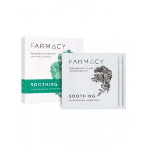 Hydrating Coconut Gel Mask - Soothing (Kale) by Farmacy