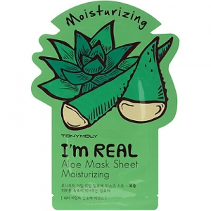 I'm Real Aloe Mask Sheet by TonyMoly