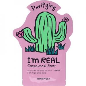 I'm Real Cactus Mask Sheet by TonyMoly