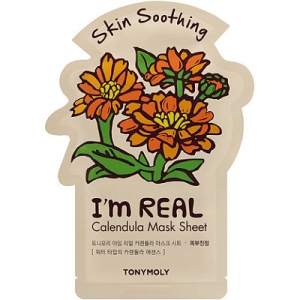 I'm Real Calendula Mask Sheet by TonyMoly