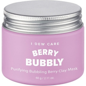 I Dew Care Berry Bubbly Purifying Bubbling Berry Clay Mask by Memebox