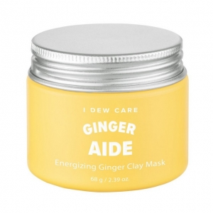 I Dew Care Ginger Aide Energizing Ginger Clay Mask by Memebox