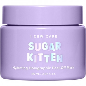 I Dew Care Sugar Kitten Hydrating Holographic Peel-Off Mask by Memebox