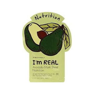 I'm Real Avocado Mask Sheet by TonyMoly