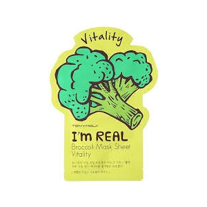 I'm Real Broccoli Mask Sheet by TonyMoly