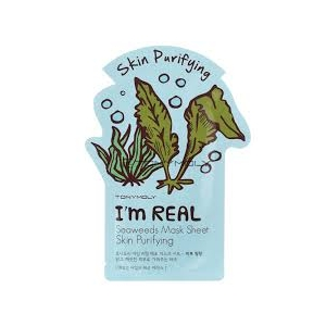 I'm Real Seaweed Mask Sheet by TonyMoly
