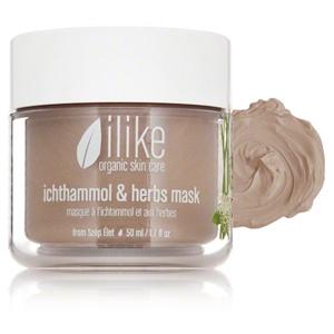 Ichthammol and Herbs Mask by ilike Organic Skin Care