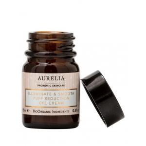 Illuminate & Smooth Puff Reduction Eye Cream by Aurelia Probiotic Skincare