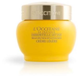 Immortelle Divine Light Cream SPF 20 by L'Occitane