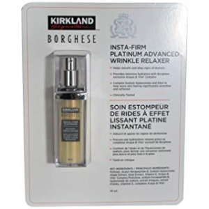 Insta-Firm Platinum Advanced Wrinkle Relaxer by Kirkland Signature Borghese