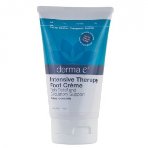 Intensive Therapy Foot Crème by Derma E