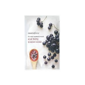 It's Real Squeeze Mask - Acai Berry by Innisfree
