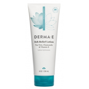 Itch Relief Lotion with Tea Tree, Chamomile & Vitamin E by Derma E