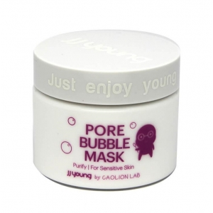 JJ Young Pore Bubble Mask by Caolion