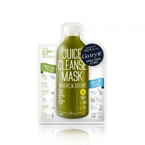 Juice Cleanse Mask - Wheat & Celery by Ariul