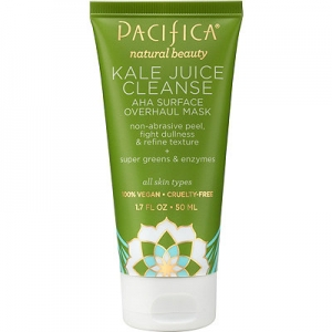 Kale Juice Cleanse AHA Surface Overhaul Mask by Pacifica