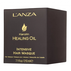 Keratin Healing Oil Intensive Hair Masque by L'anza
