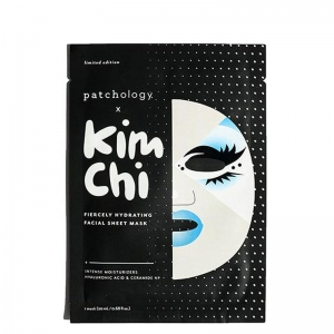 Kim Chi Fiercely Hydrating Space Mask by patchology