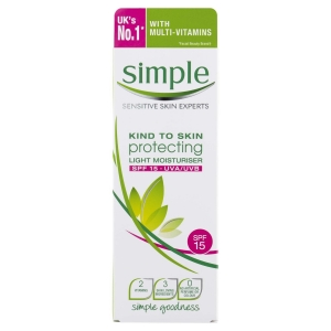 Kind to Skin Protecting Light Moisturizer with SPF 15 by Simple